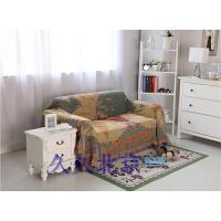 西藏的色彩几何图案纯棉色织线毯沙发巾沙发毯飘窗垫挂毯