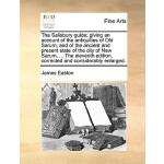 【预订】The Salisbury Guide; Giving an Account of the Antiquiti
