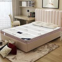 天然椰棕床垫棕垫1.8米双人1.5棕榈硬席梦思学生1.2折叠床垫 1