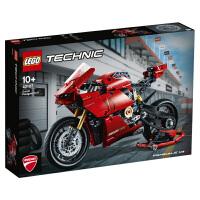 LEGO乐高积木机械组Technic系列42107 杜卡迪V4R摩托车