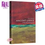 【中商原版】古希腊(牛津通识读本) 英文原版 Ancient Greece: A Very Short Introdu
