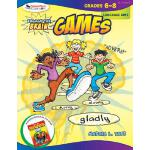 【预订】Engage the Brain: Games, Language Arts, Grades 6-8