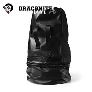 【支持礼品卡支付】DRACONITE欧美街头潮牌死飞男女休闲3M反光桶包双肩手提背包11609
