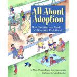 【预订】All about Adoption: How Families Are Made & How Kids Fe