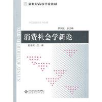 【新书店正版】消费社会学新论 彭华民 北京师范大学出版社9787303122011
