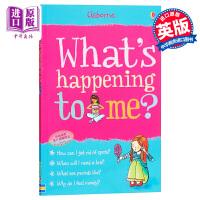 【中商原版】[英文原版]what's happening to me for girls?