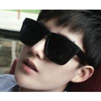 大框圆脸太阳眼镜舒适运动户外男女 韩版太阳镜