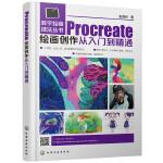 数字绘画技法丛书--Procreate绘画创作从入门到精通