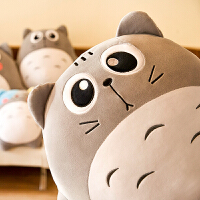龙猫公仔毛绒玩具软体抱枕可爱猫咪大号女孩生日礼物布娃娃玩偶女