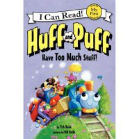 Huff and Puff Have Too Much Stuff! 9780062305053