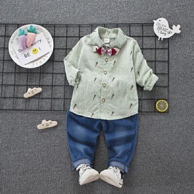 宝宝春秋装男01-2-3-4岁儿童户外运动装加绒迷彩服装套装时尚潮衣 发货周期:一般在付款后2-90天左右发货,具体发货时间请以与客服协商的时间为准