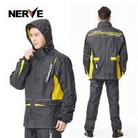 摩托车骑行雨衣雨裤套装男电动车摩旅装备分体式