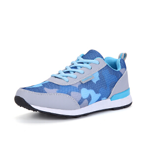 轻便跑步鞋透气女鞋平底运动鞋女潮新款网面休闲鞋女鞋