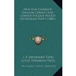 【预订】New and Complete English-German and German-English Pock