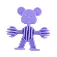 贝旺游戏娃娃积木玩具 儿童益智拼插幼儿园小动物认知学习