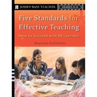 【预订】Five Standards for Effective Teaching: How to Succeed w