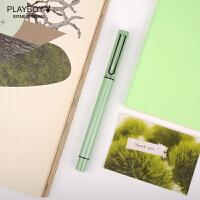 花花公子(PLAYBOY) 点墨42系列钢笔 学生男女练字书写办公财务礼盒装 可礼品定制 免费刻字