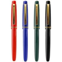 日本PILOT百乐钢笔升级版fp-78g+ 成人小学生用练字复古墨囊钢笔