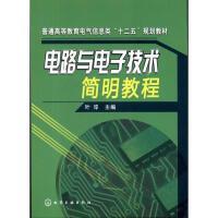 电路与电子技术简明教程 化学工业出版社