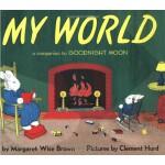 My World [Board Book]我的世界(卡板书) ISBN9780694008629