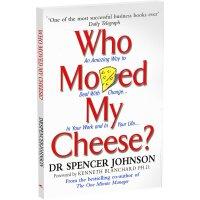 英文原版 谁动了我的奶酪 Who Moved My Cheese