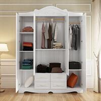 20190402173655266衣柜简约现代经济型二三四五门收纳衣橱木质板式卧室柜子欧式简易