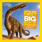 【预订】National Geographic Little Kids First Big Book of Dinos