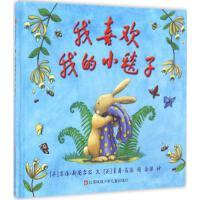我喜欢我的小毯子精装 图画书 阅读与经典 幼儿园小班0-2-3-4-5-6岁儿童绘本故事书籍少儿读物 一年级课外书籍