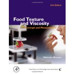 Food Texture and Viscosity, Second Edition: Concept and Mea