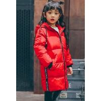 2017季中长款儿童羽绒服中大童加厚保暖棉衣儿童韩版羽绒服外套