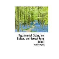 【预订】Departmental Ditties, and Ballads, and Barrack-Room Bal