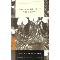 【预订】The Magnificent Ambersons 9780375752506