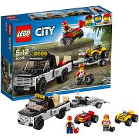 [当当自营]LEGO 乐高 City城市系列 全地形车赛车队 积木拼插儿童益智玩具60148