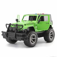 儿童惯性玩具车会讲故事小孩宝宝男孩越野汽车模型带声光音乐耐摔