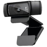 Logitech/罗技 C920全高清摄像头 双立体声内置麦克风 卡尔蔡司镜头 全国联保 全新盒装正品