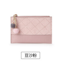 小钱包零钱包女短款学生韩版可爱卡包女式小巧一体包