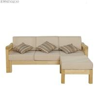 实木沙发组合全实木头沙发小户型经济型客厅木质木制松木沙发原木 组合
