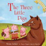 【预订】The Three Little Pigs