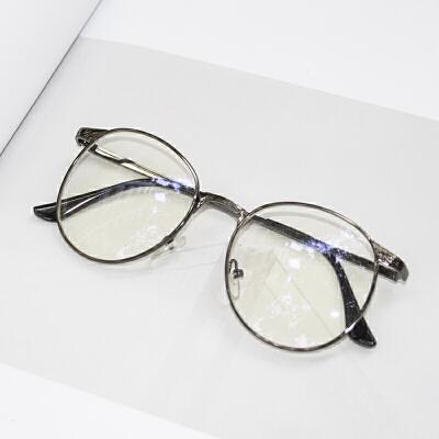 201808252320022292018新款眼镜框女镜架眼睛潮韩版复古圆框平光男大脸成品近视镜 发货周期:一般在付款后2-90天左右发货,具体发货时间请以与客服协商的时间为准