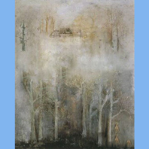 华裔法国油画家,西方抒情抽象派的代表,法兰西画廊终身画家,法国美术学院教授,曾获法国骑士勋章赵无极(光)9