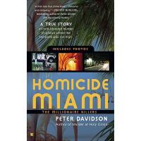 【预订】Homicide Miami: The Millionaire Killers