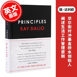 现货包邮 原则 英文原版 Principles:Life and Work 原则:生活和工作 精装 雷・达里奥著 Ray Dalio 瑞・达利欧