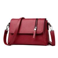 女士包包新款简约时尚软皮女包中年妈妈包大气手拿包斜挎小包