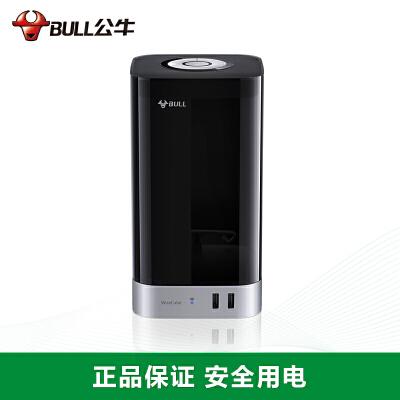 公牛智立方USB插座/智能插座 GN-F1331  2USB接口+6插孔 APP独立控制 带WIFI控制 2USB接口+6插孔 APP独立控制 带WIFI控制