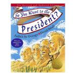 【中商原版】如果你想当总统 英文原版So You Want to Be President? 凯迪克