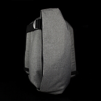 时尚潮流男电脑双肩包背包男欧美学生帆布包书包男防水旅行运动包