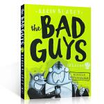英文原版The Bad Guys Episode 2: Mission Unpluckable我是大坏蛋/砍人先生