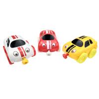 【当当自营】宝乐童益智玩具迷你赛车2-6岁儿童玩具车套装6891B