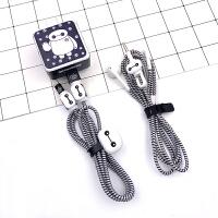 oppor11s/R15 plus数据线保护套OPPOR79手机充电器保护线耳机绕线