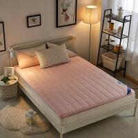 加厚纯棉床垫全棉床褥羊毛填充1.5m1.8米1.2褥子垫被榻榻米